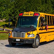 School bus rental